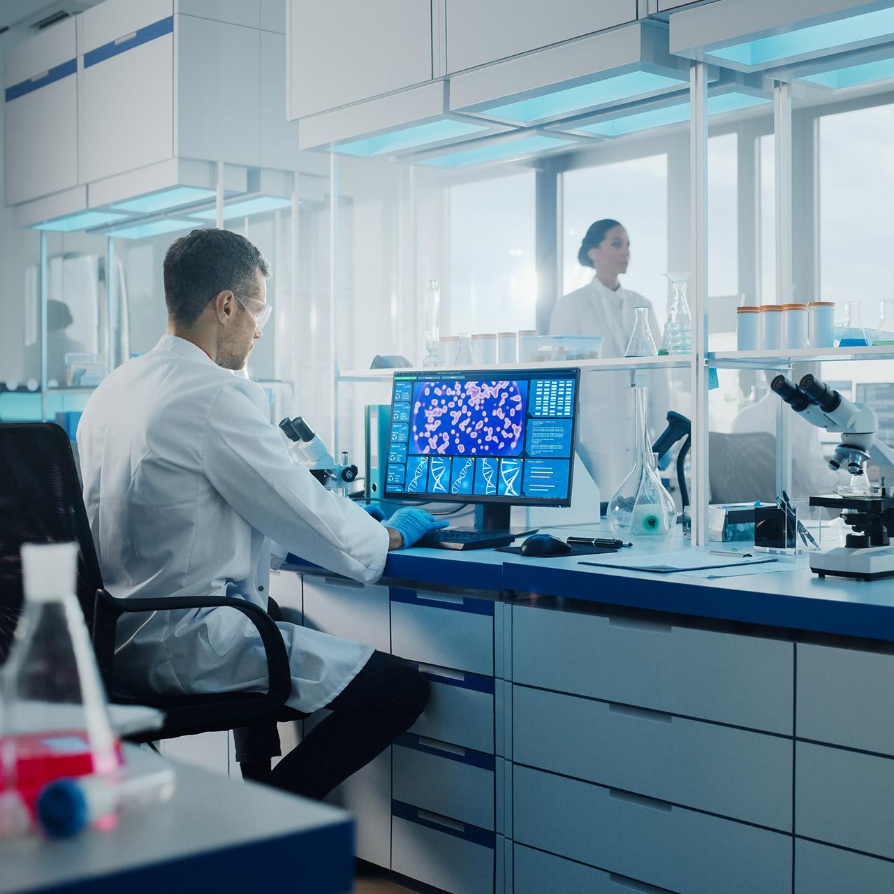 life sciences business processes