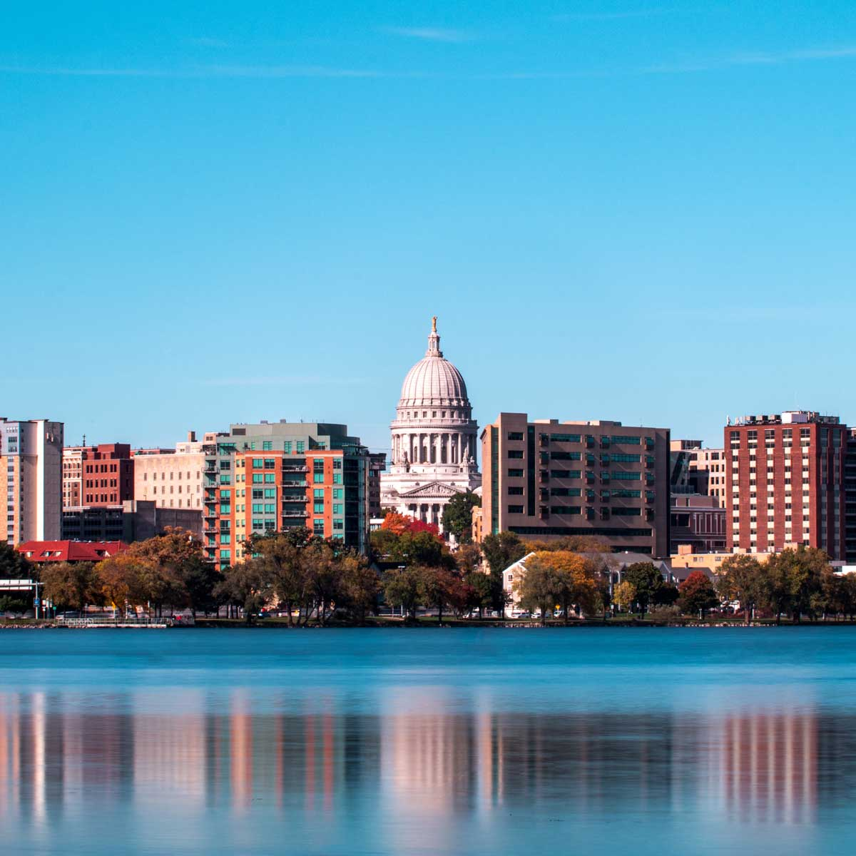Madison Capitol Wisconsin