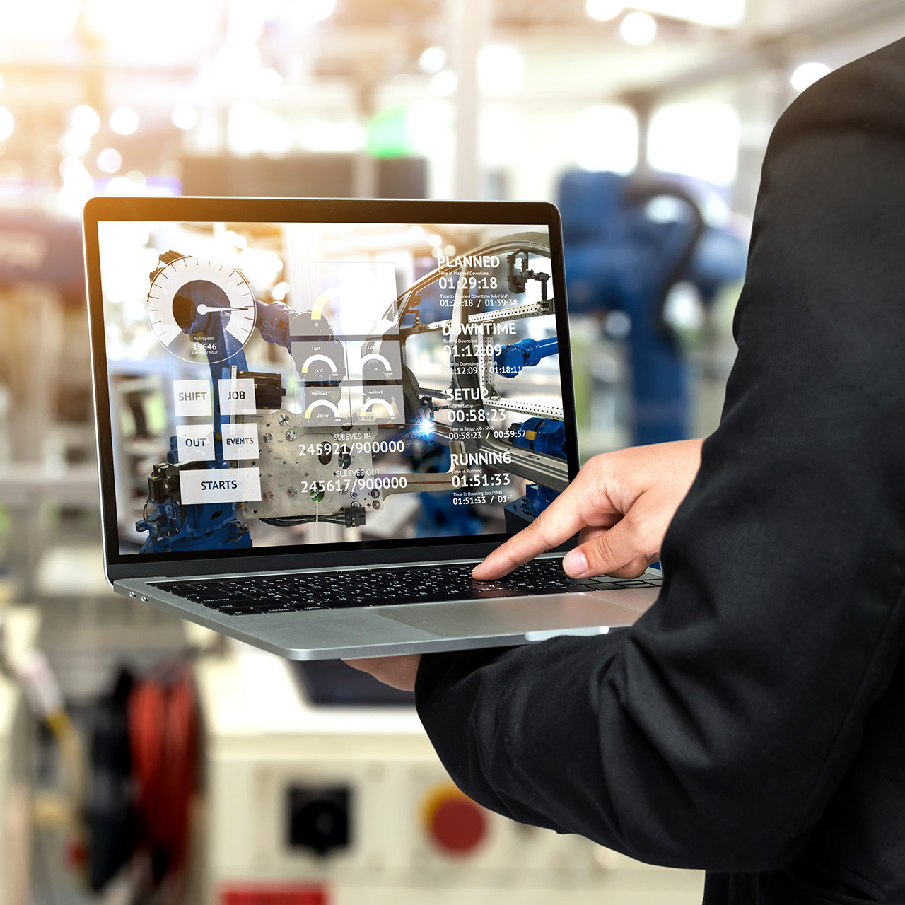 the new normal of manufacturing in 2021