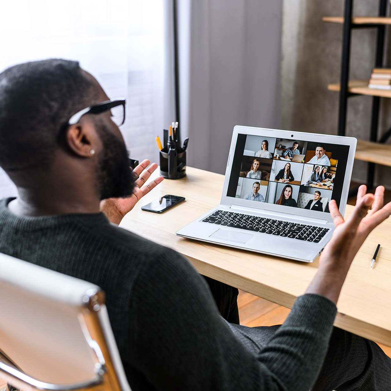 Microsoft Teams meetings options