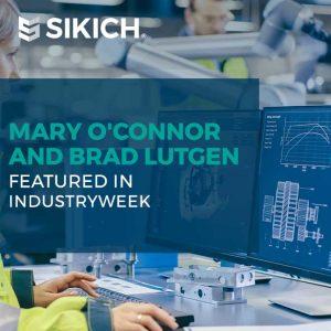 Mary-OConnor-and-Brad-Lutgen-IndustryWeek