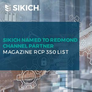 Sikich-named-to-Redmond-Channel-Partner-list