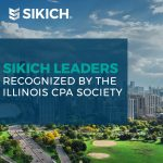 Sikich Leaders Recognized by the Illinois CPA Society
