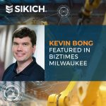 Kevin Bong Featured in BizTimes Milwaukee