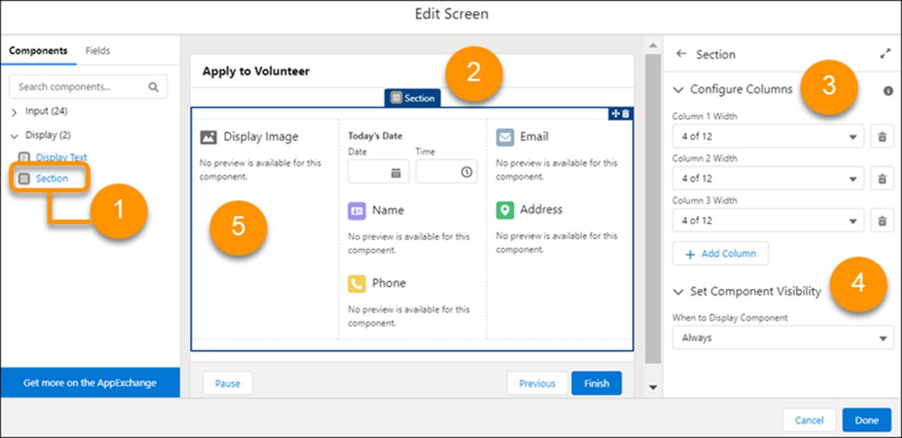 Salesforce CPQ screen flows