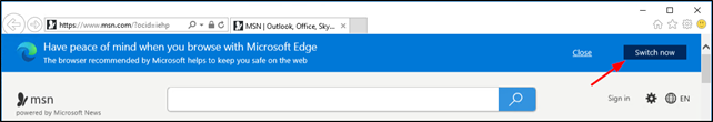 can download new Edge on Server 2016 and 2019