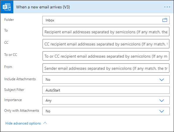 How to Start a Cloud-Hosted Environment via Email