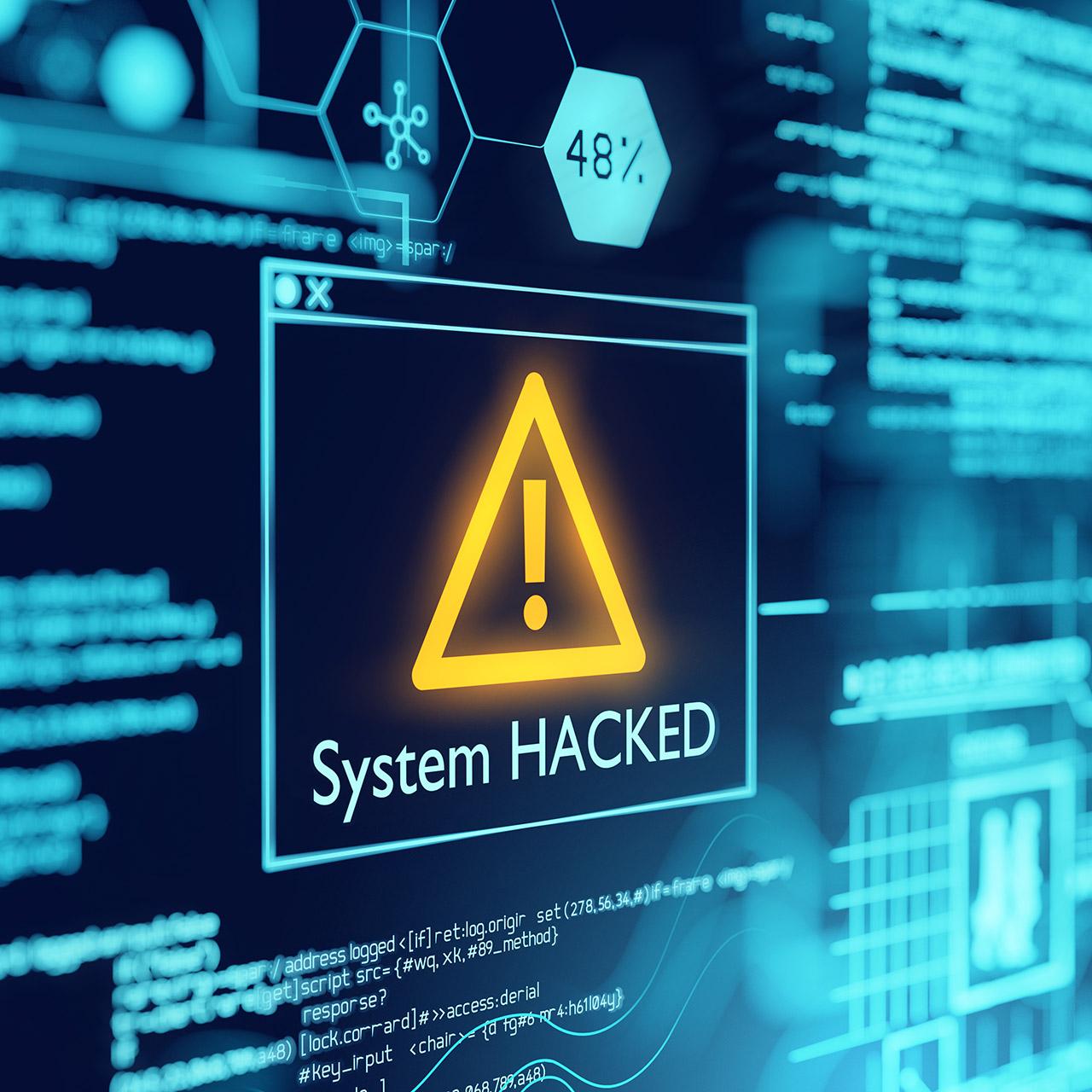 on-premises Exchange Server attack