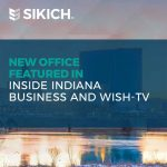 New Office Featured in Inside Indiana Business and WISH-TV