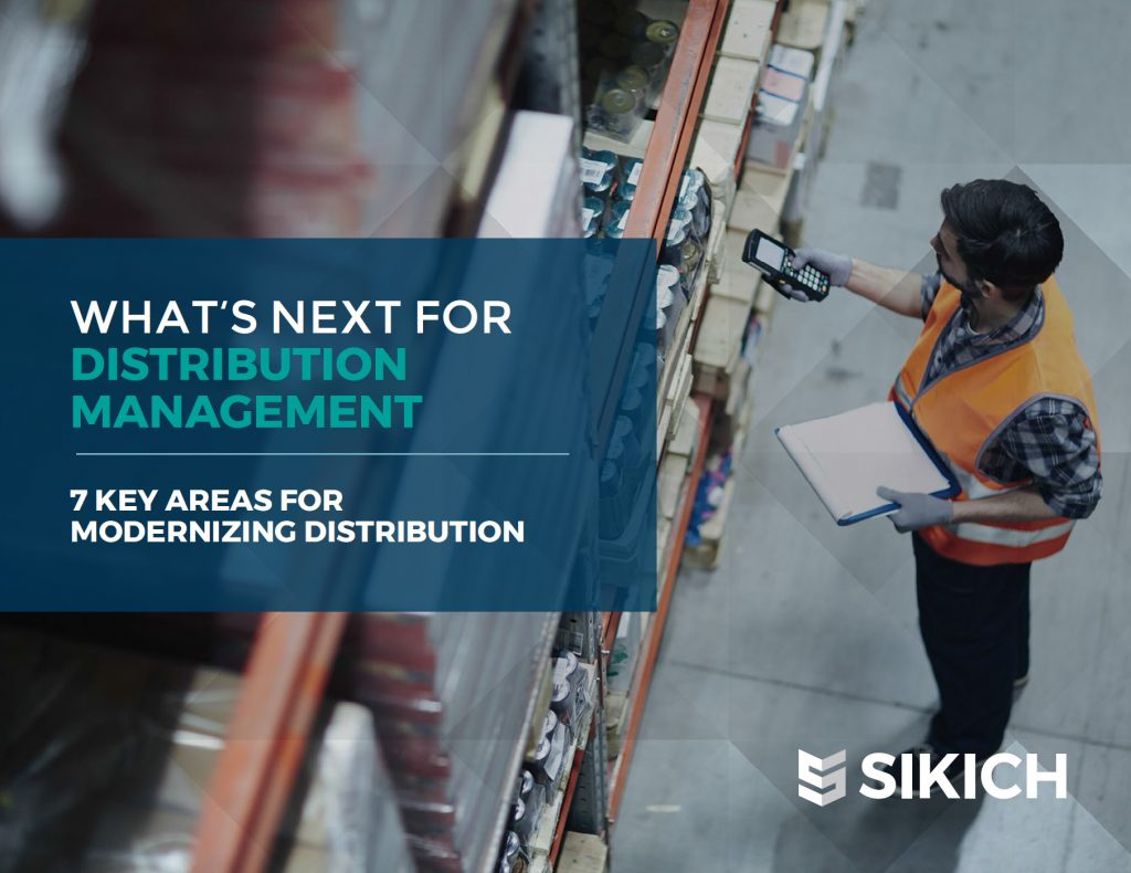 What's Next for Distribution Management eBook