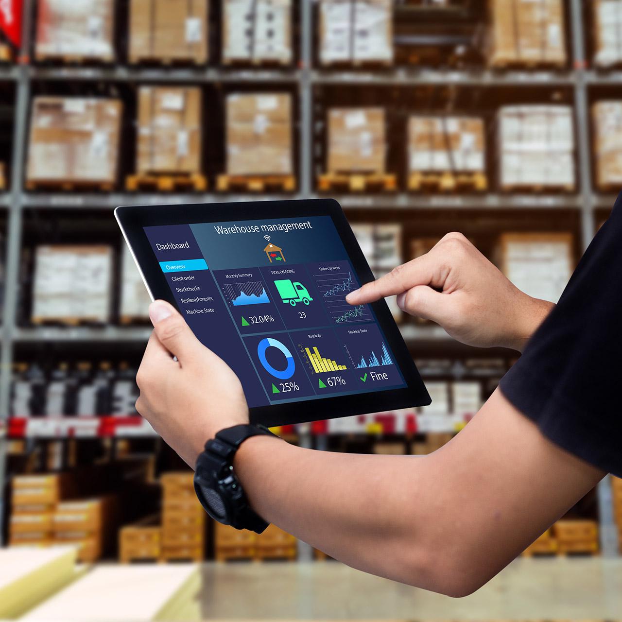 distribution management technology