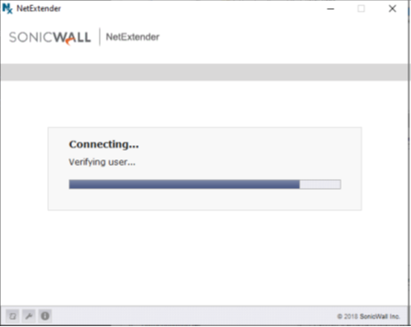testing configuring Azure AD MFA with SonicWall