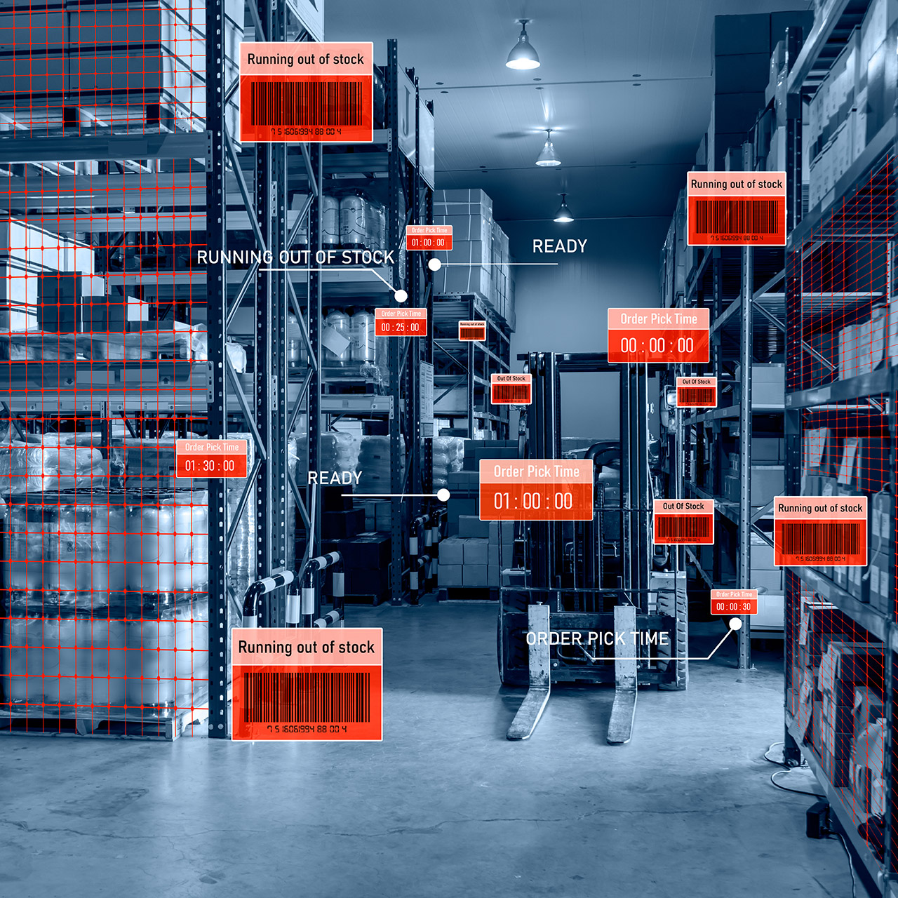supply chain challenges with technology