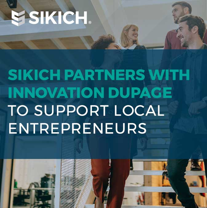 Sikich-partners-with-Innovation-DuPage-to-support-local-entrepreneurs