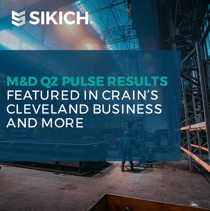 M&D-Q2-Pulse-Results-Featured-in-Crain's-Cleveland-Business-and-More-Featured-image