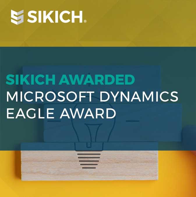 Sikich-awarded-Microsoft-Dynamics-Eagle-Award-featured-image