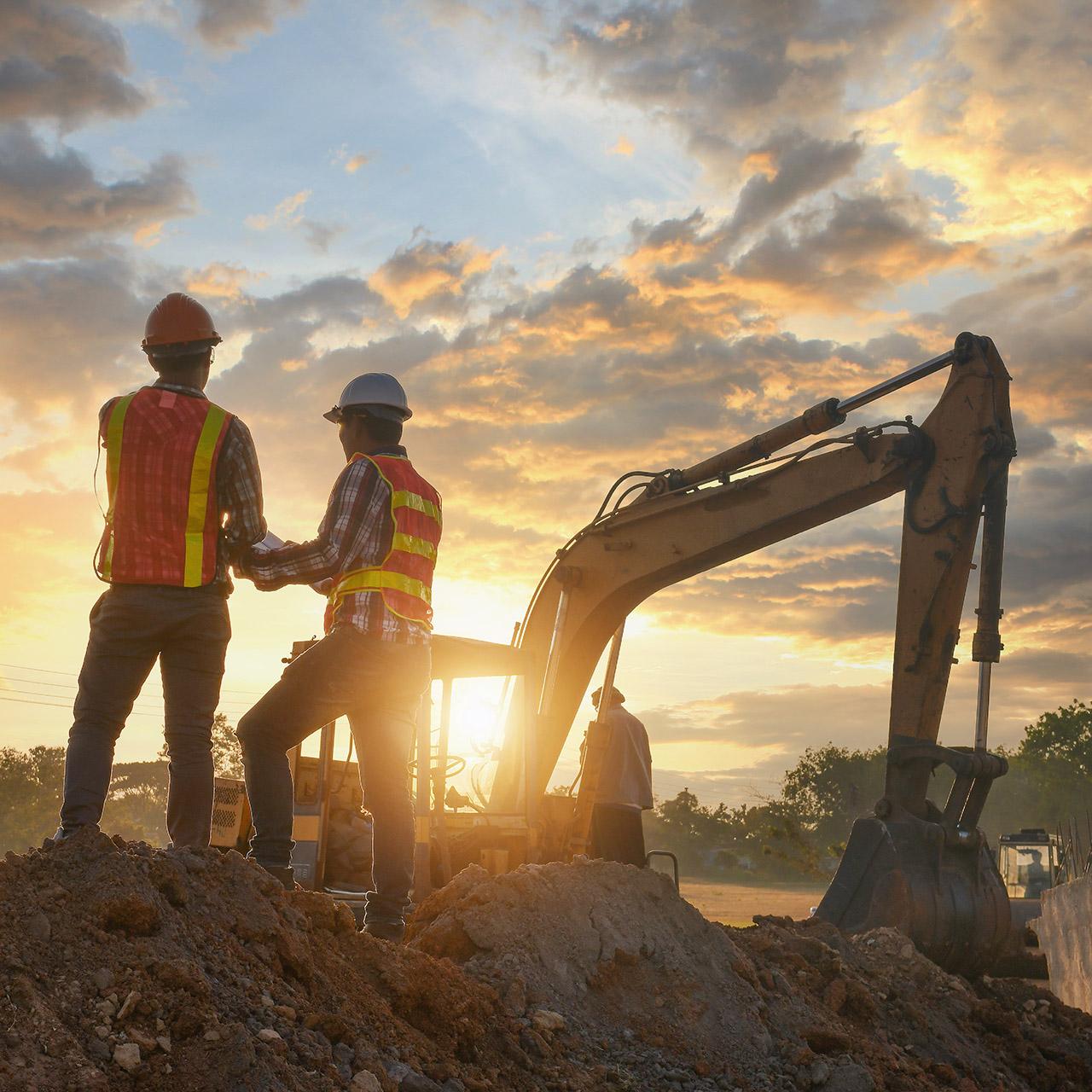 construction ERP technology