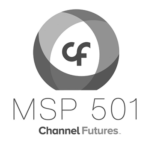 channels futures winner logo for MSP excellence
